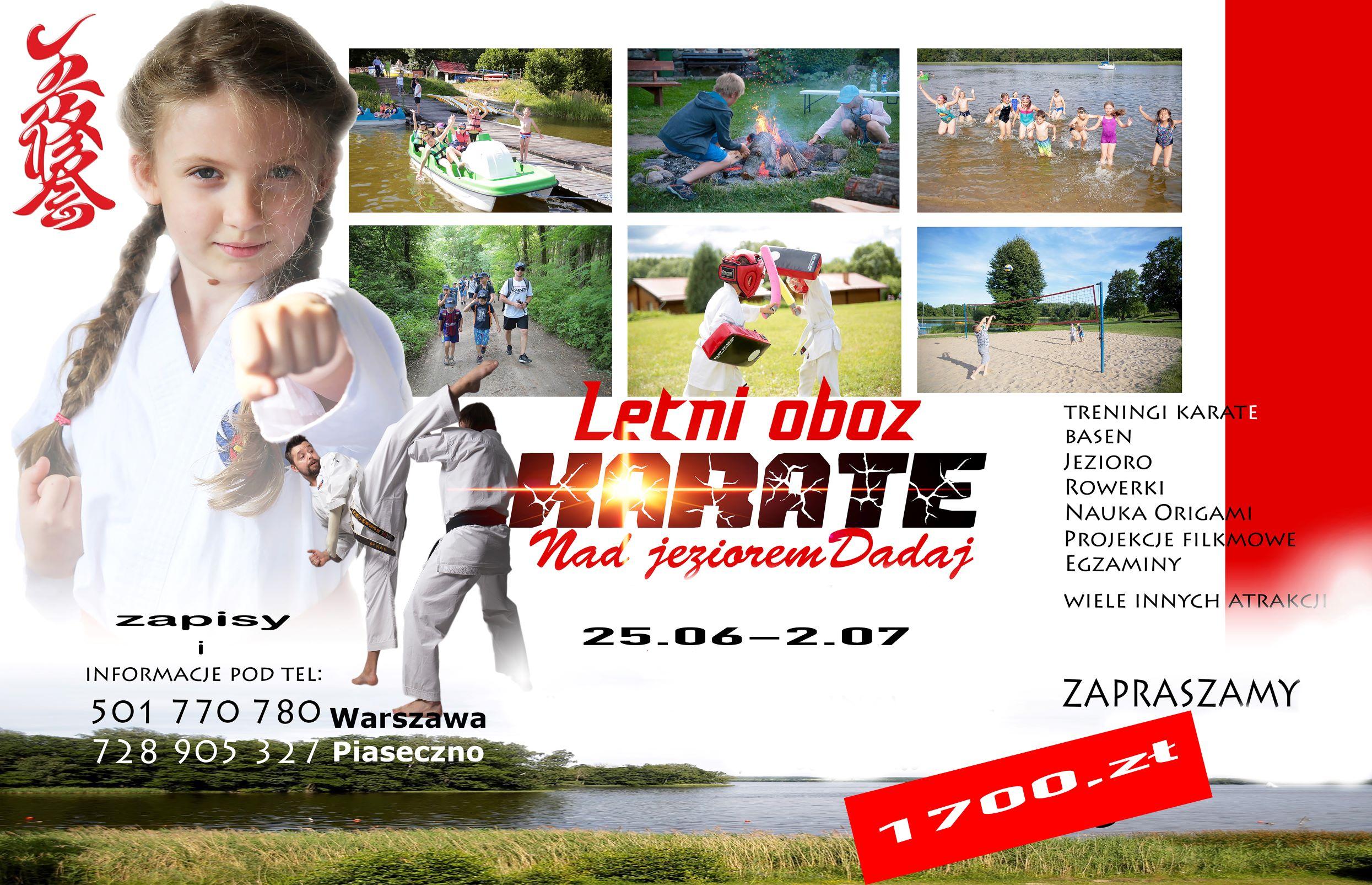 karate, Piaseczyński klub karate